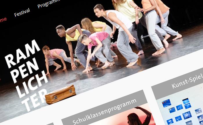 Tanz- und Theaterfestival Rampenlichter 2015