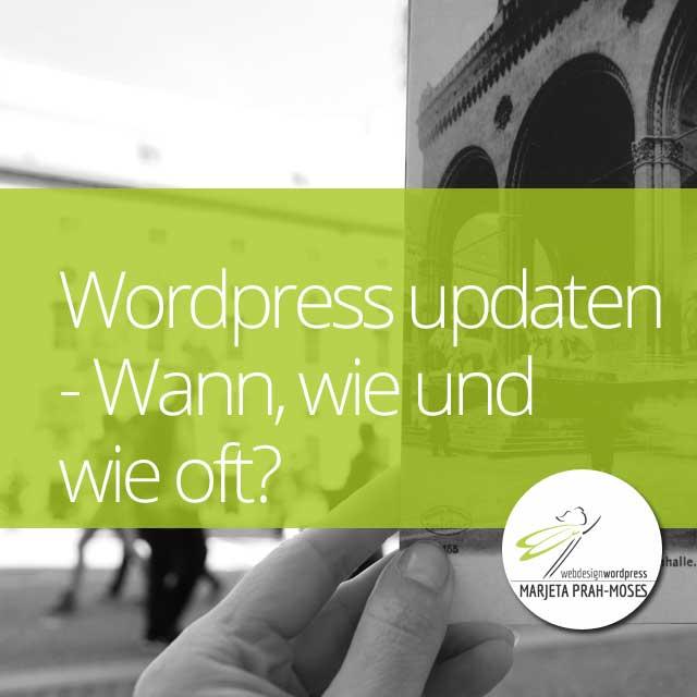 WordPress updaten – Wann, wie und wie oft?