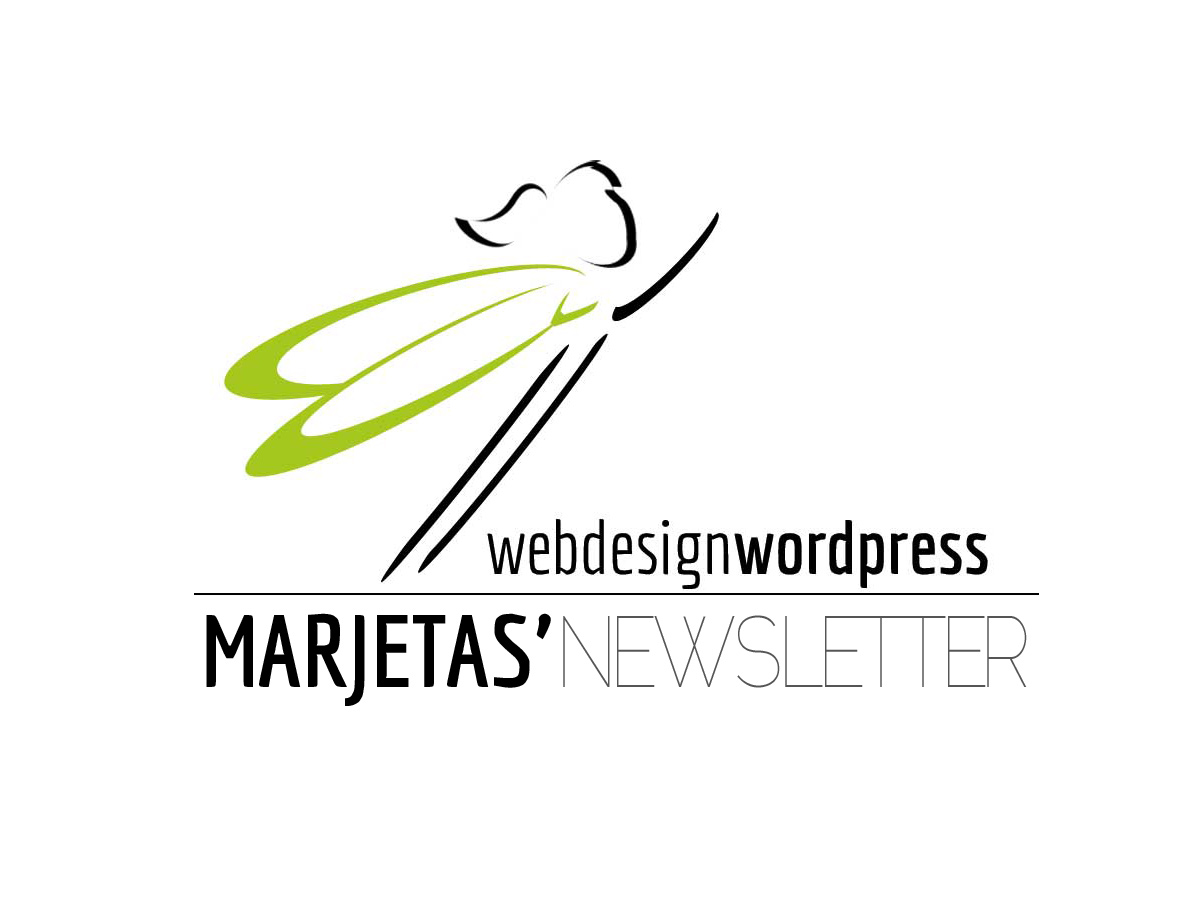 Nr.2 | Marjetas´Newsletter zu WordPress & Co.