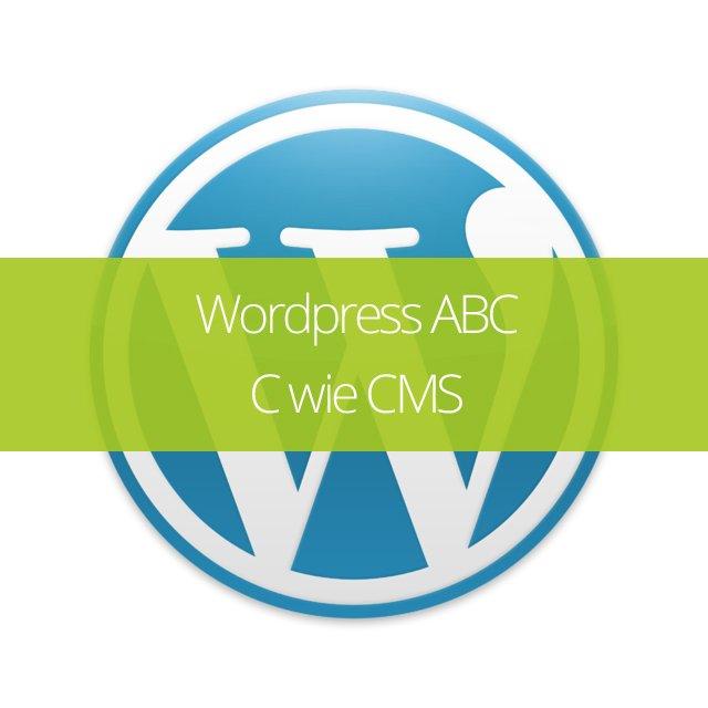 C wie CMS – Ist WordPress das richtige für mich?